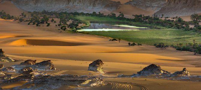 Ounianga Lakes